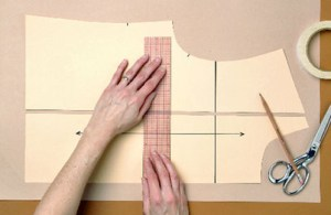 pattern making in garments