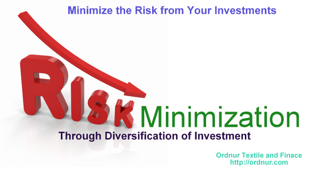 minimize the risk from your investments