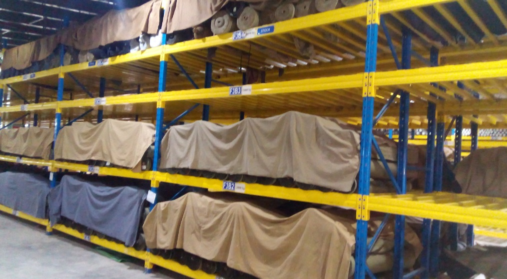 Inventory in Garments Industry