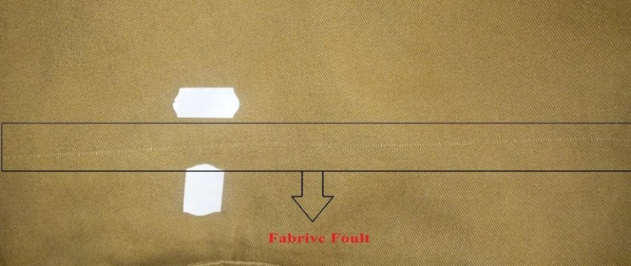 Fabric Fault