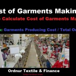 How to Calculate Garments Cost of Making