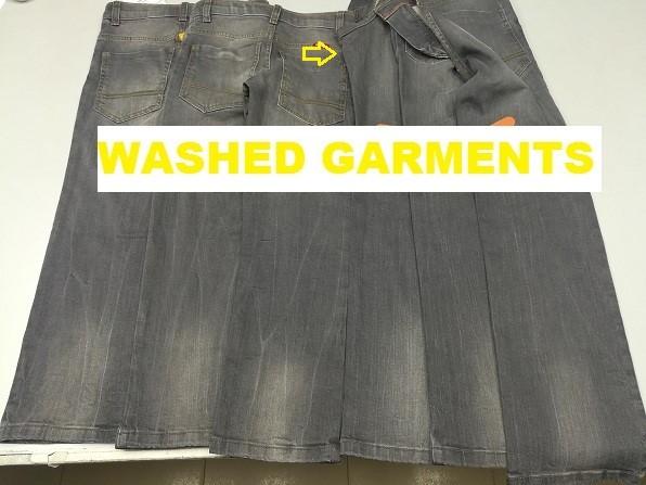 Washed Garments