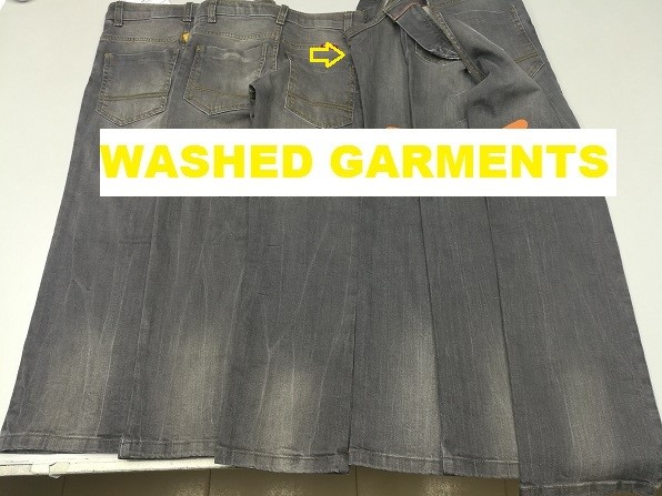 Washed Garments
