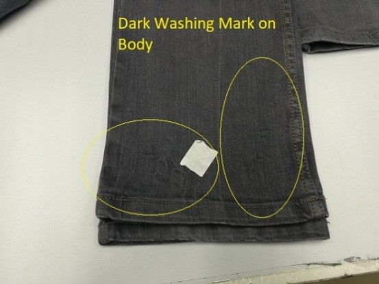 Washing Mark