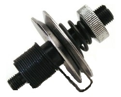 Tension Discs and Spring of Sewing Machine