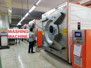 Garments Washing Machine, Modern Garments Washing Machine