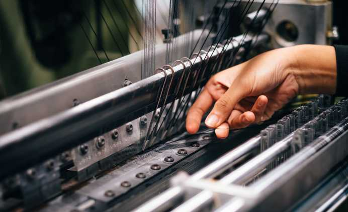 An Overview of Textile Machines