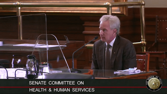 Dr Peter McCullough Senate Committee