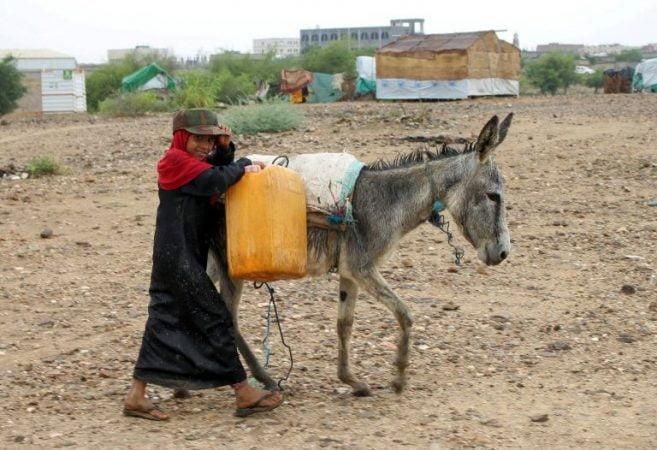Luxury for millions of Yemenis