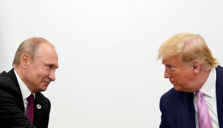 Trump and Putin agree to stabilize the oil market