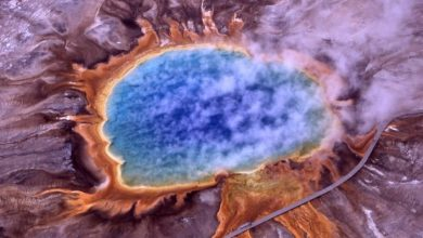 Photo of More than 90 earthquakes occurred in Yellowstone IN ONE DAY