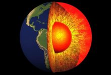 Geologists have discovered a leak of heavy iron from the core of the Earth