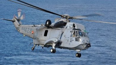 Photo of Greece – NATO helicopter crashed into the sea
