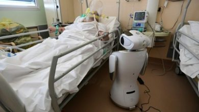 Photo of Viruses: in Italy, robots at the bedside