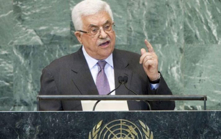 Abbas announces Palestine withdrawal from all agreements with US and Israel