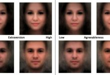 Artificial intelligence identified personality traits from the photo
