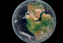 How the last supercontinent of the Earth split creating the world that we see today