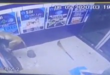 Photo of In India, a monkey hacked an ATM