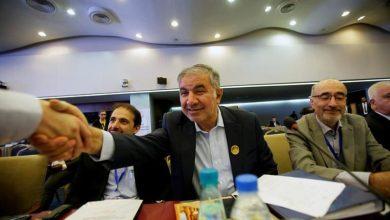 Photo of Iranian representative in OPEC fell into a coma