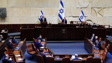 Photo of Israeli parliament approves new government