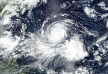 It turned out that cyclones accelerate global warming