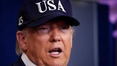Photo of Trump's lies and his propaganda testify