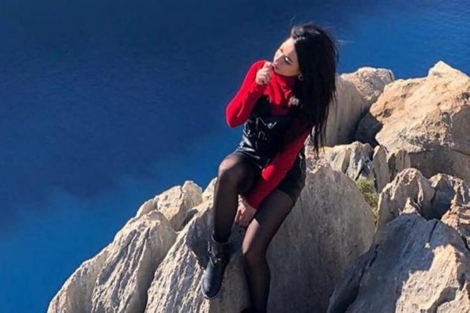 woman falls to death while posing for cliffside photo to celebrate end of lockdown