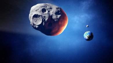 Photo of NASA detects 5 asteroids heading towards Earth