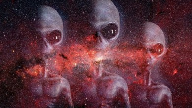 Photo of Alien ships are on a reconnaissance mission, creating a map of Earth