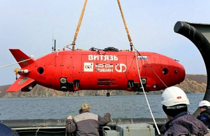 Russia gained access to the inaccessible depths of the oceans