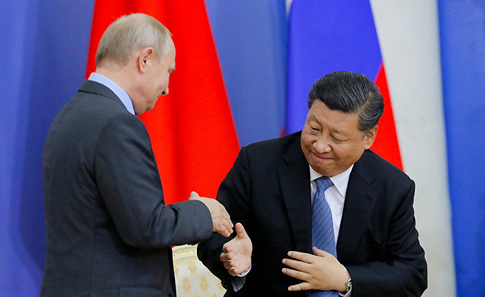 Russia intends to realize the great Eurasian dream