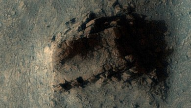 Photo of Ancient ruins discovered on Mars (VIDEO)