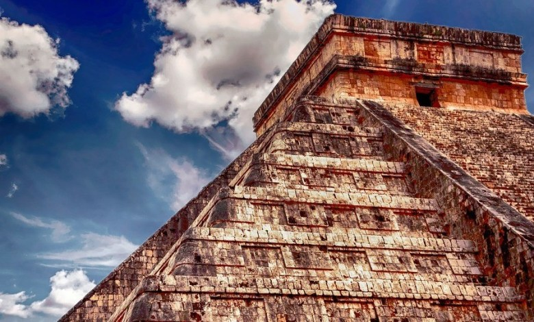 Another possible reason for the disappearance of the Mayan civilization