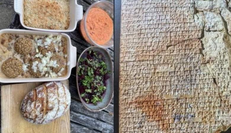 Babylonian recipes