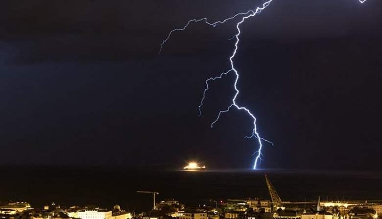 Brazil recorded the longest lightning in the world