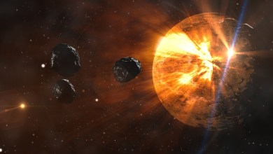 Photo of In September, a giant asteroid will fall to Earth
