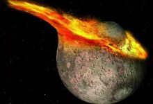 Photo of Moon was 85 million years younger than we thought
