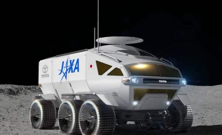 NASA and JAXA are working on a lunar mobile home