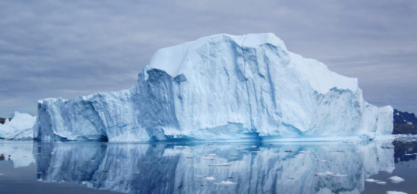 New Eternal Chemical first discovered in Arctic seawater