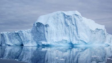 Photo of Arctic sea ice reaches annual minimum