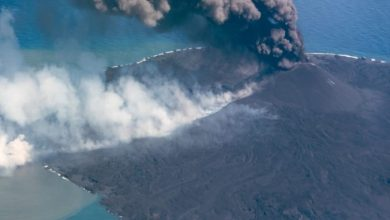 Photo of Nanocrystals were the cause of sudden explosions of volcanoes