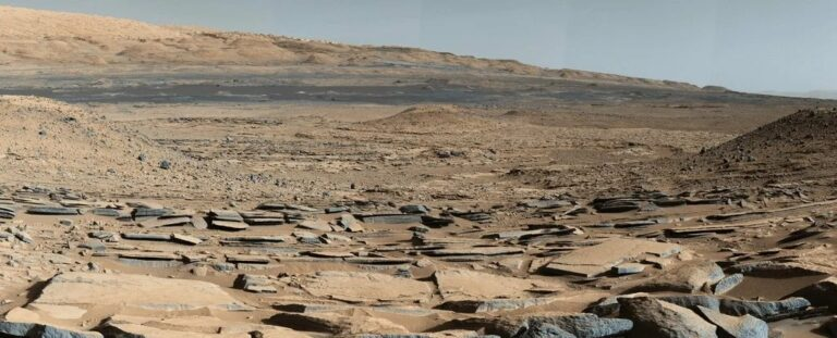 Planetologist Christopher House sure Mars was inhabited