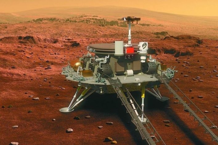 Three missions go to Mars this summer 2