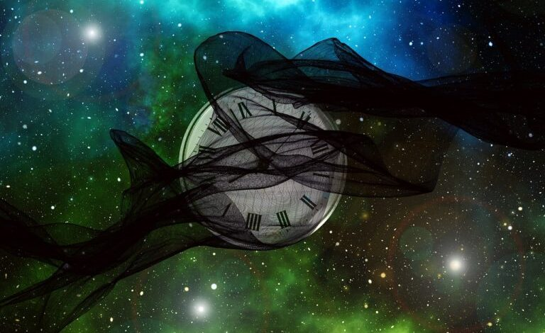 Time and its interaction with matter