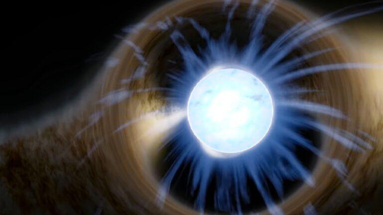black neutron star