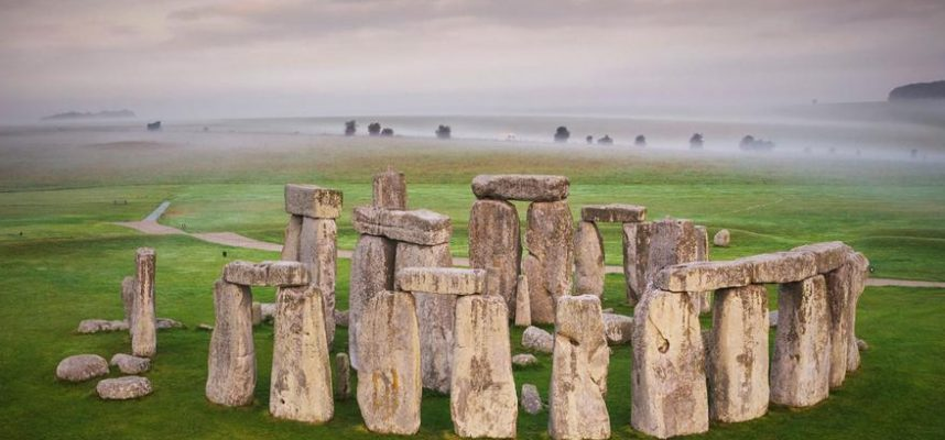 where the megaliths of Stonehenge came from
