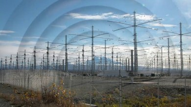 """Photo of HAARP: the powerful """"geophysical"""" weapon of US"""