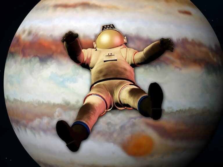 What happens if you plunge into Jupiters atmosphere