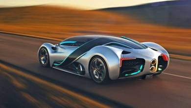 Photo of Hydrogen supercar XP-1 with a range of up to 1,635 km