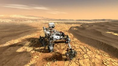 Photo of Acids could destroy evidence of life on Mars